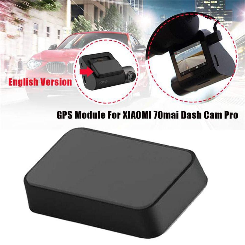kingromargo GPS Module Support ADAS Function for Xiaomi 70mai Dash CAM Pro DVR Camera