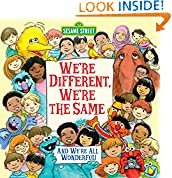 #8: We're Different, We're the Same (Sesame Street) (Pictureback(R))