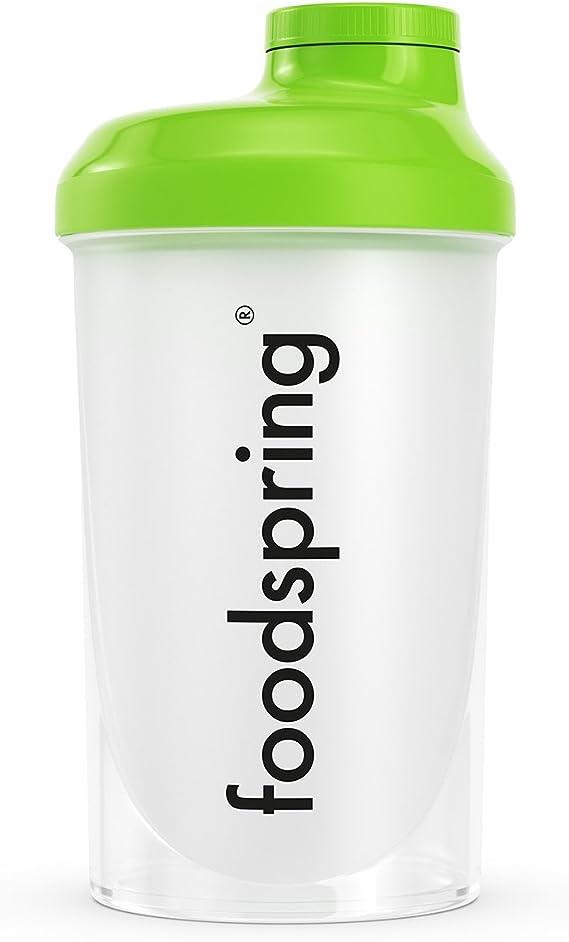 foodspring - El shaker perfecto para tus batidos