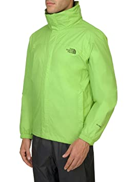 The North Face Resolve, Cortavientos Hombre, Verde (The Frog Green), M