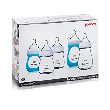 1ff232e0d2ba Amazon.com   JOOVY Boob Diamond Gift Set   Baby
