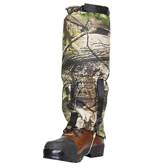 9ab4f1ff Raptor hunting solutions Realtree AP Waterproof Snow Protection Mountain  Hiking Gaiter: Amazon.co.uk: Clothing