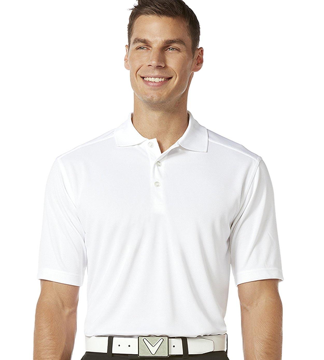 SoRock Mens Dry Fit Classic Polo Shirt