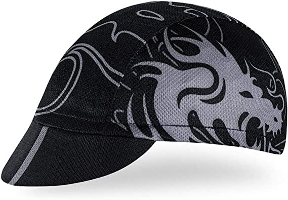 Men Cycling Cap Bike Bicycle MTB Hat Anti Sweat Sun Proof Outdoors Breathable