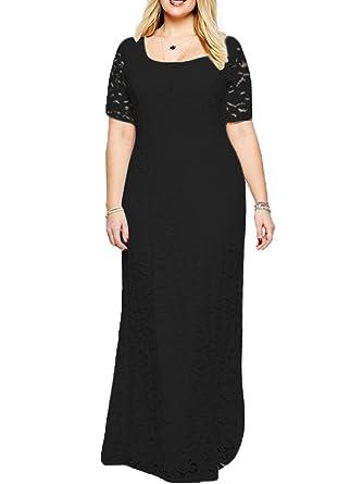 Kleid lang gr 54