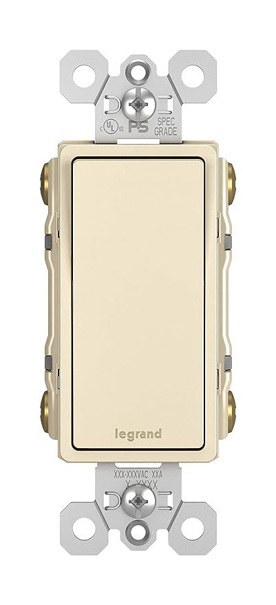 legrand pass seymour radiant tm874lacc6 4 way switch light rh amazon com Legrand Adorne Legrand Adorne