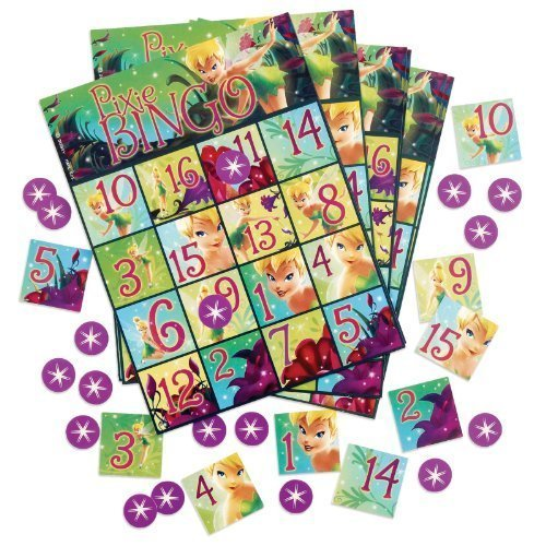 Hallmark - Disney Tinker Bell Bingo Game - Standard