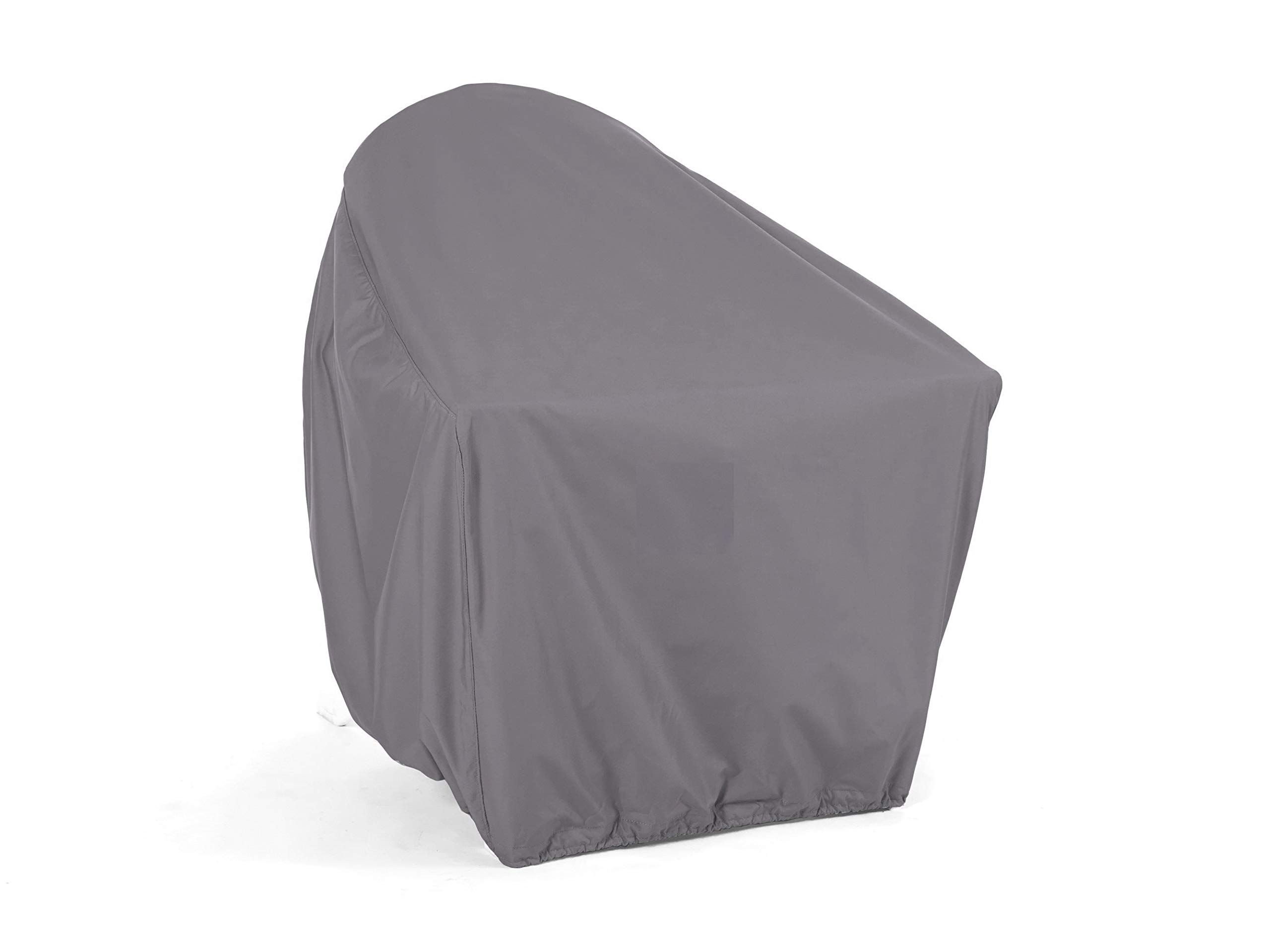 Covermates - Outdoor Adirondack Chair Cover - 32W x 34D x 38H - Elite Collection - 3 YR Warranty - Year Around Protection - Charcoal by Covermates