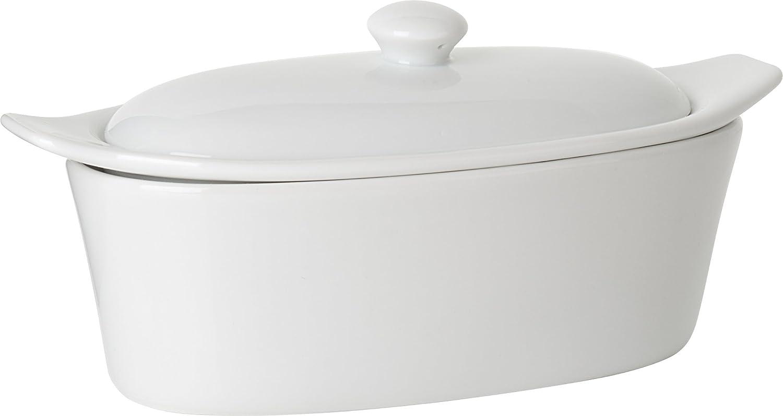 Trudeau Porcelain Butter Boat