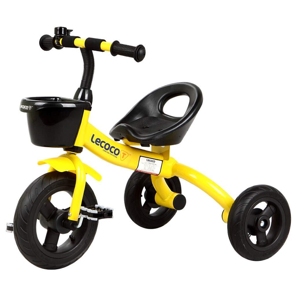 Zhijie Chezi Triciclo Infantil Pedal Para Ninos De 2 6 Anos De Edad