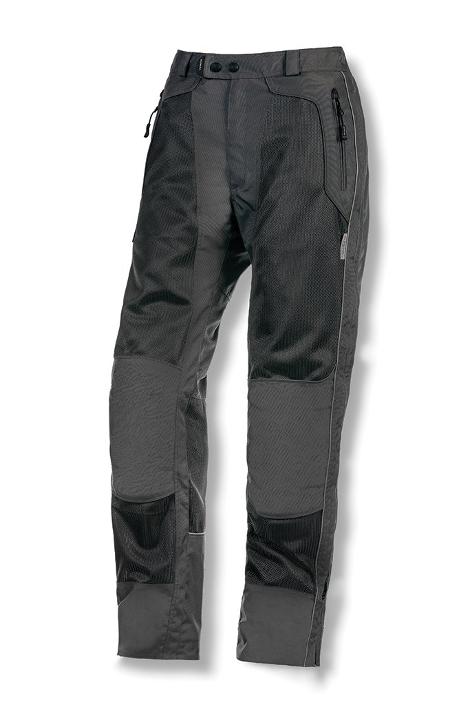 Olympia Mens Airglide 4 Motorcycle Dual Sport Pants Pewter 36