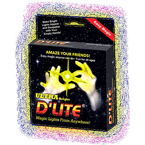D'lite - The Greatest Thing to Hit the Magic Market Since Cups and Balls! (Regular, Yellow)