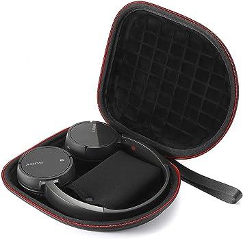 Estuche rígido para Sony Wh-CH510 / Sony WH-CH500, Sony MDR-ZX330BT Auriculares inalámbricos Bluetooth, Bolsa Protectora de Viaje para Transporte: Amazon.es: Electrónica