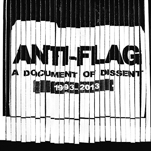Anti-Flag - Document of Dissent (CD)