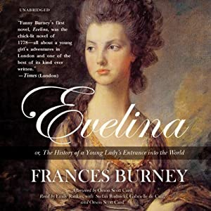 Evelina Audiobook