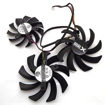 Amazon.com: Tebuyus - Ventilador de refrigeración de tarjeta ...