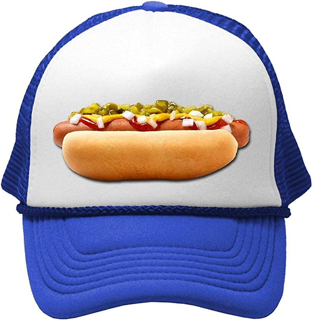 HOT Dog - Unisex Adult Trucker Cap Hat