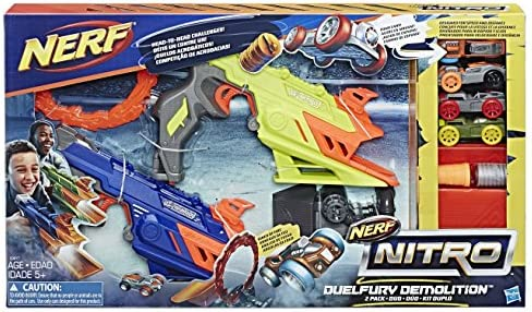 Nerf NITRO duelfury demolizione