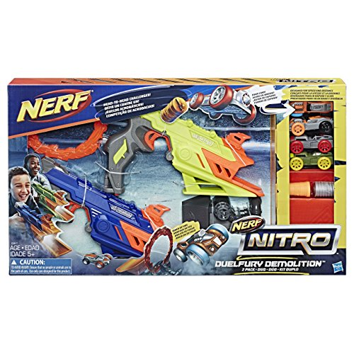 Top 10 best nerf nitro long shot: Which is the best one in 2019?