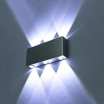 61 8VYIVMML. SX342  5 Luxe Luminaire Applique Led Interieur Shdy7