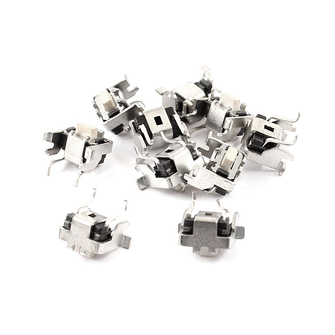 Uxcell Tact Switch 10 Piece