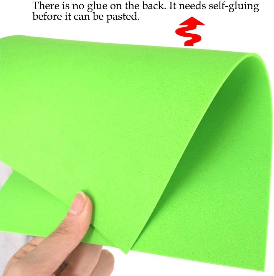 LINVINC (5* Motivstanzer 10* Glitzerfolie Selbstklebend Papier Stanzer Glitzer Klebefolie Weihnachten Papierstanzer Motivlocher Gl/änzend f/ür DIY Handwerk Scrapbooking mehrfarbig