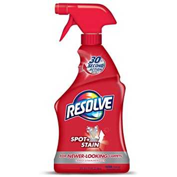 Exceptionnel Resolve Carpet Spot U0026 Stain Remover, 22 Fl Oz Bottle, Carpet Cleaner