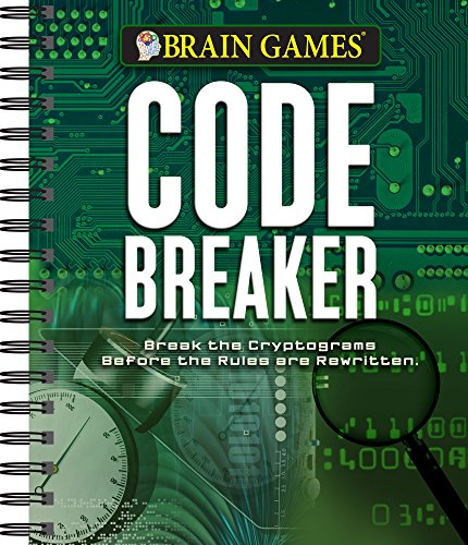 (Brain Games - Code Breaker)