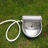 Lucky Farm Automatic Water Feeder Trough Bowl