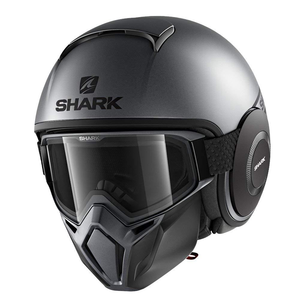 SHARK Helmets STREET-DRAK Street Neon Matte Helmet