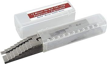 2 St. Wendemesser 410x10x2,3mm Standard BARKE