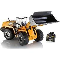 Top Race El tractor de control remoto funcional