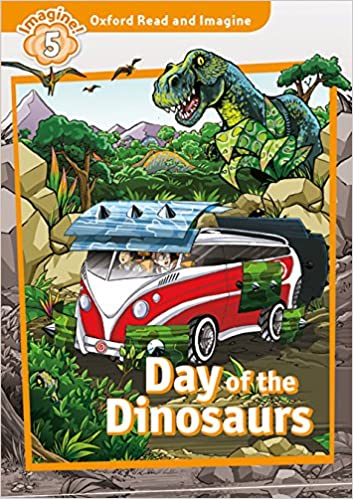 Oxford Read and Imagine 5. Day of the Dinosaurs MP3 Pack: Amazon.es: Shipton, Paul: Libros