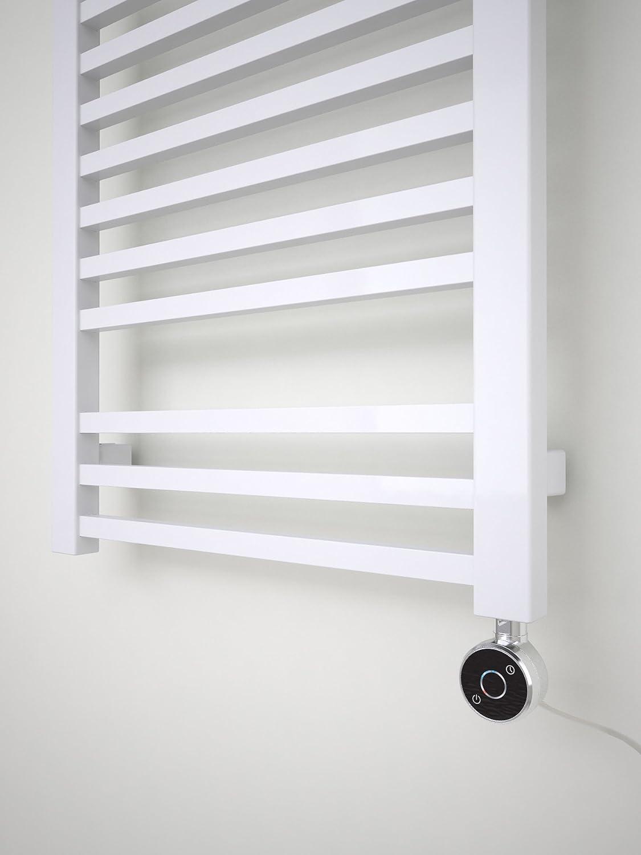 Thermostat Heizstab Wei/ß Heizelement Modell DIANA 600 Watt Heizpatrone