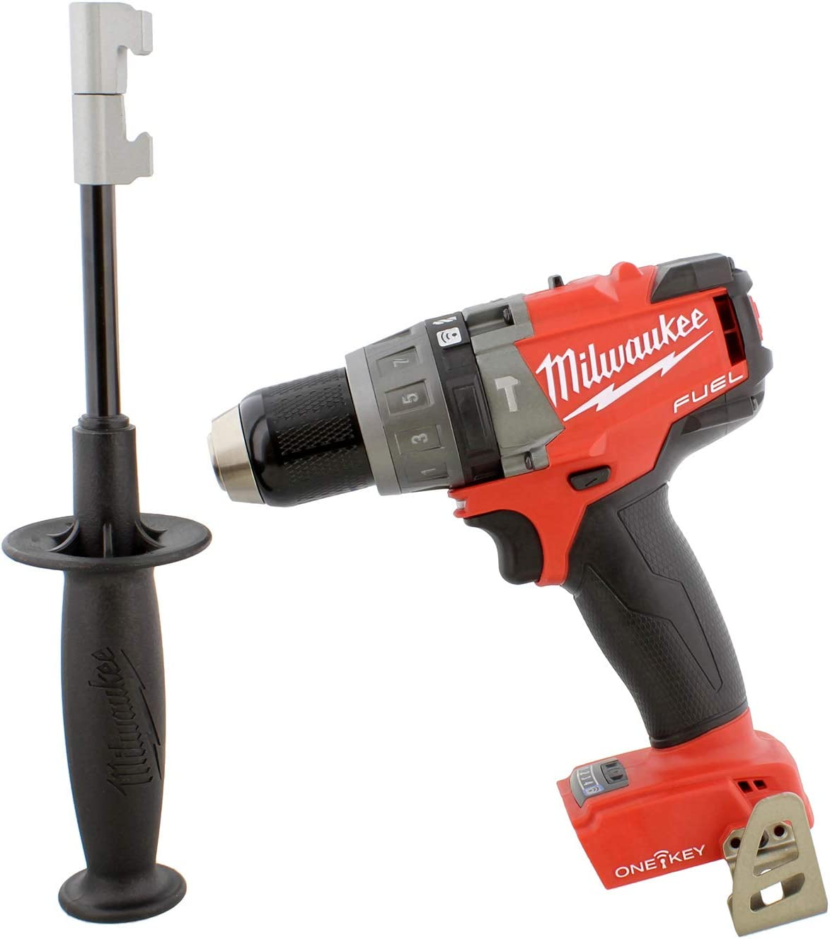 Drill Driver Bare Tool 2803-20 Milwaukee M18 FUEL 1//2 in