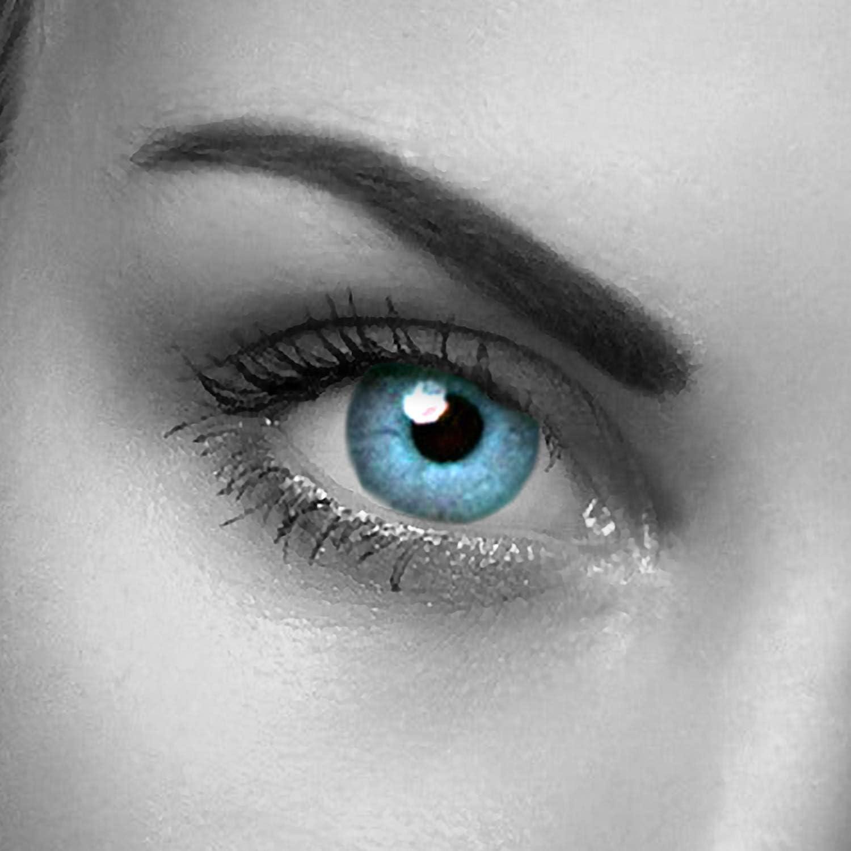 Par de lentes de contacto azules, lentillas anuales sin graduar, incluyen estuche gratuito, lentillas azules para ojos oscuros: Amazon.es: Salud y cuidado personal