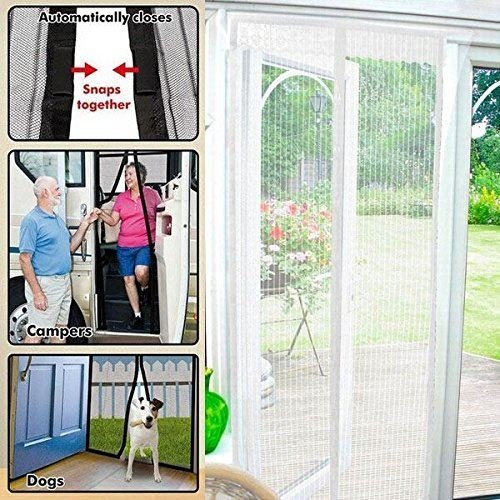 Starmo Magnetic Curtain Insect Screen