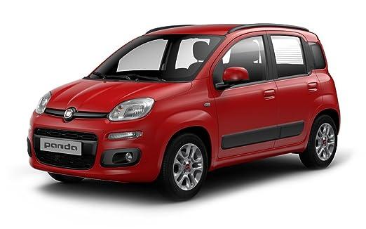 23 opinioni per Fiat Panda Lounge 1.2 bz 69 CV, Rossa- Welcome Kit