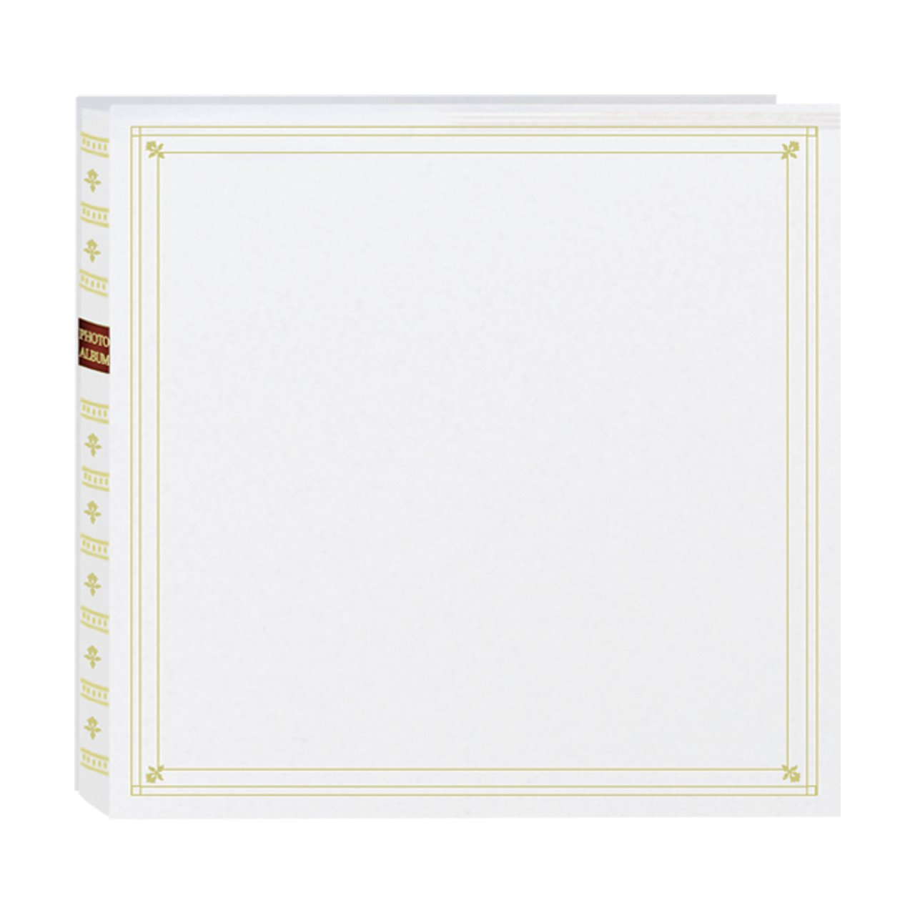 Pioneer Photo Albums 300-Pocket Post Bound Leatherette Cover Photo Album, 3.5 x 5.25 Inch Prints, Royal Blue MP-300/RB