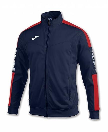 Joma Chaqueta Champion IV navy-rosso Uniforms Sudadera ...