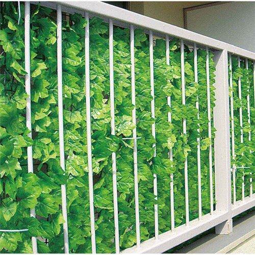 ベランダガーデニングに人気の目隠しグリーンフェンス G48821(サイズはありません ア:グリーン) B0794WXYN1 ア:グリーン ア:グリーン