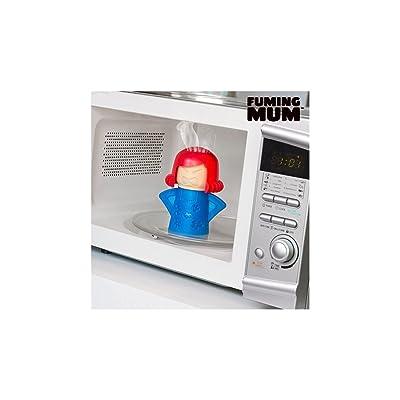 Appetitissime - Limpiador de Microondas Fuming Mum