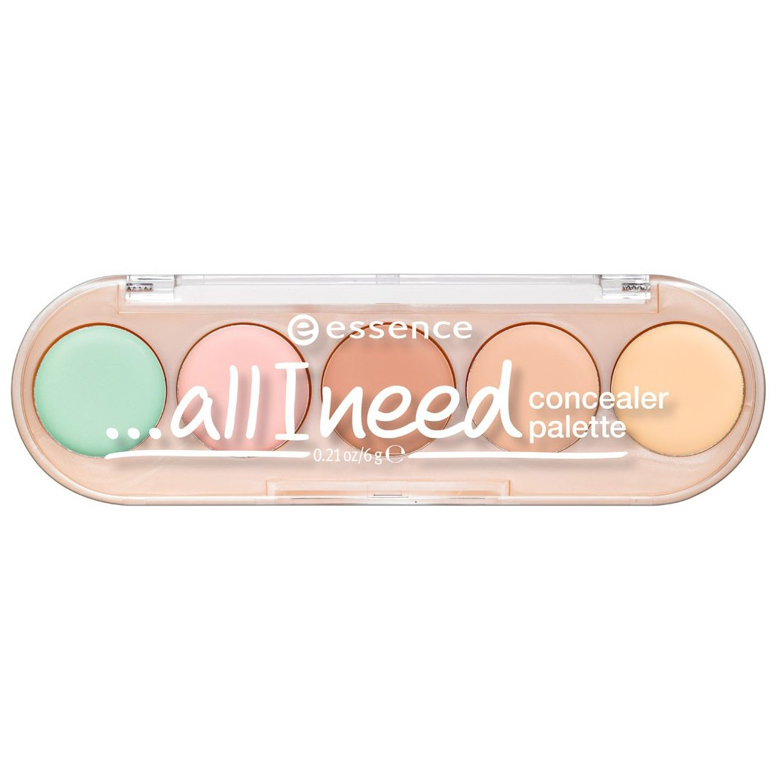 Essence All I Need Concealer Palette 10 Cover It 60off Nabi Duo