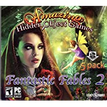 FANTASTIC FABLES 2 Amazing Hidden Object Games 5 PACK PC Game NEW