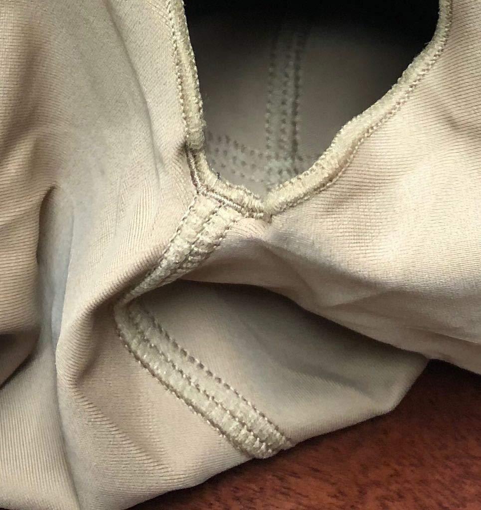 f92b3f38b81 Fajas DPrada 11175 Women Braless Shapewear Post Surgery Cocoa XL -  11175CFXL   Bodysuits   Clothing