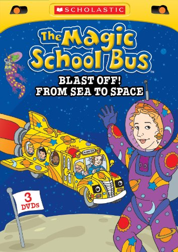 The Magic School Bus: Blast Off! From Space to Sea