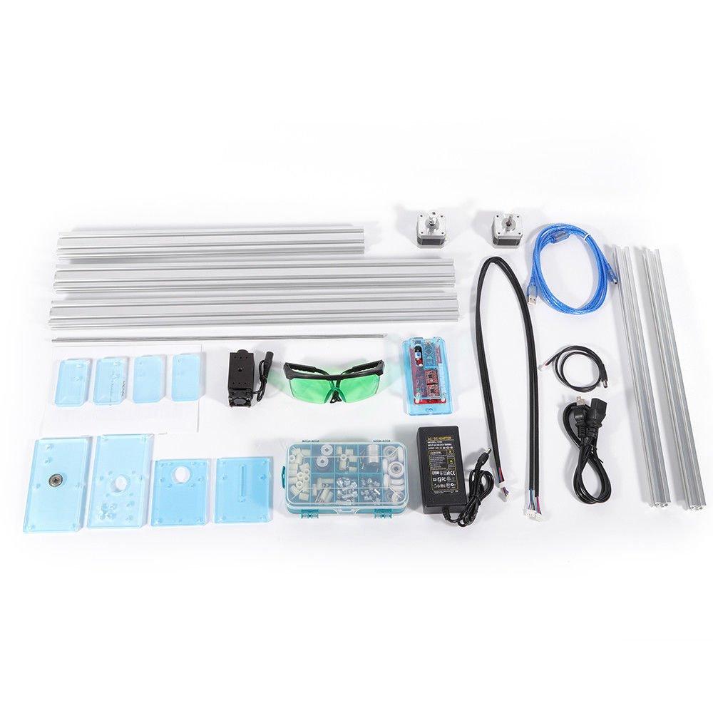 Kit montaje grabador láser