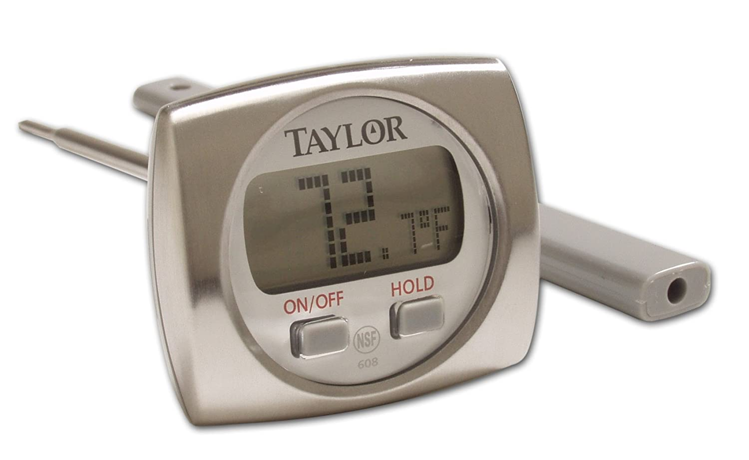 Taylor Precision Products Elite Digital Thermometer Taylor Thermometers 608