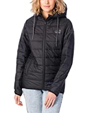 Rip Curl Women's The Search Puffer Jacket