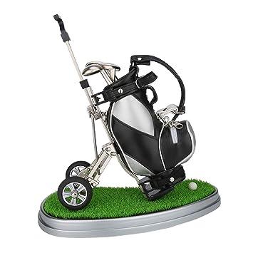 10l0l Golf bolígrafos con bolsa de Golf soporte, novedad ...
